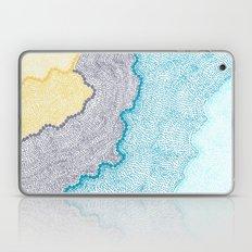 Color Waves Laptop & iPad Skin
