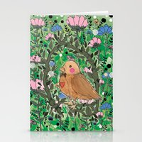 Nature Is Within Us Stationery Cards