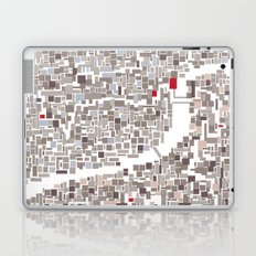 mapping home Laptop & iPad Skin
