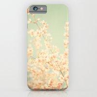 Vintage spring iPhone 6 Slim Case
