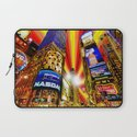 Times Squared Laptop Sleeve