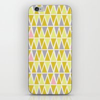 Lemon Sorbet iPhone & iPod Skin