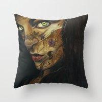 Nari  Throw Pillow