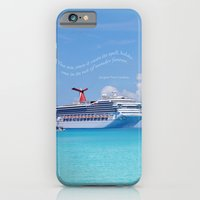 Cruisin' The Caribbean iPhone 6 Slim Case
