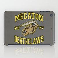 Megaton Deathclaws iPad Case