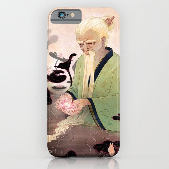 Flowers of Illusion iPhone & iPod Case