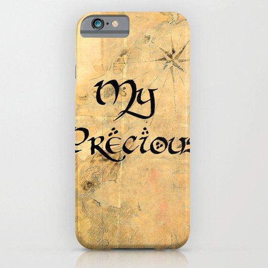 My Precious (Gollum) iPhone & iPod Case