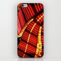 Flamingo Two iPhone & iPod Skin