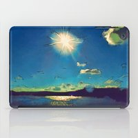 Sunshine At The Black Se… iPad Case