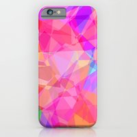 Color Fractal iPhone 6 Slim Case
