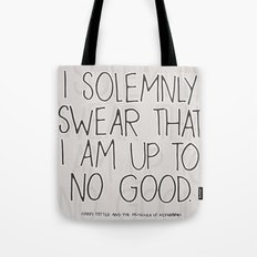 Harry Potter Quote #1 Tote Bag
