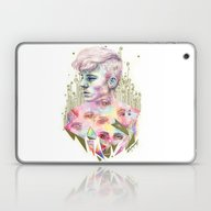 Who Broke You? Laptop & iPad Skin