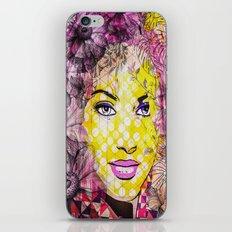 Esme iPhone & iPod Skin