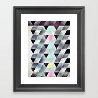 Lyykkd Framed Art Print