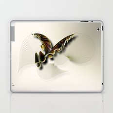 Butterfly Abstract Laptop & iPad Skin