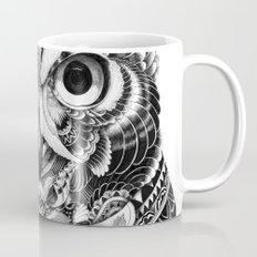 Owl portrait Mug
