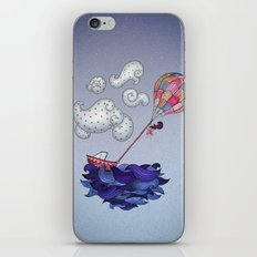 A Textured World iPhone & iPod Skin