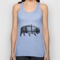 Buffalo (The Living Things Series)  Unisex Tank Top