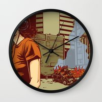 Locals Only - Portland, … Wall Clock