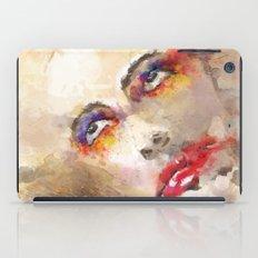 sad crown iPad Case