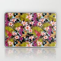 tropical lilly Laptop & iPad Skin