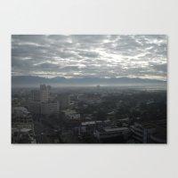 Moody Canvas Print