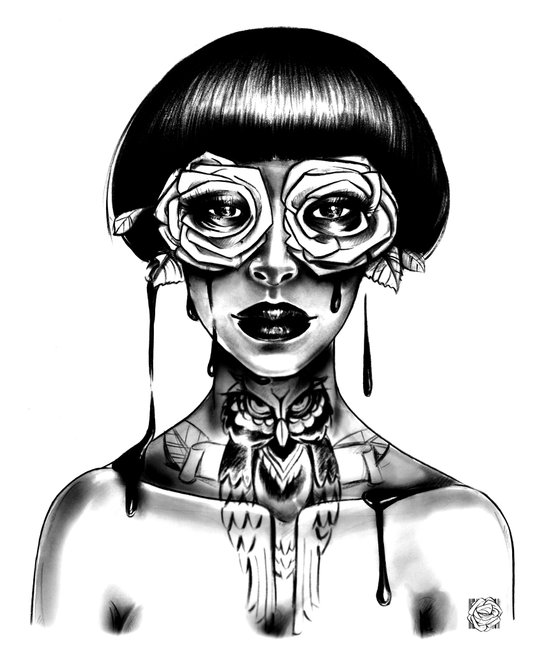 GUFO Art Print