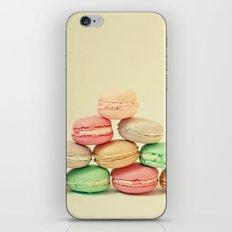 French Macarons iPhone & iPod Skin