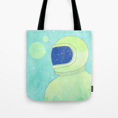 Wanderer Within Tote Bag