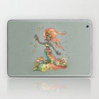 Lady From Rio Laptop & iPad Skin