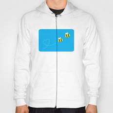 Bee in Love Hoody