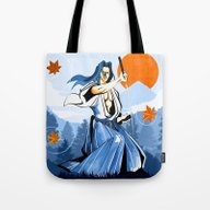 Fall Maple Leafs And Uky… Tote Bag