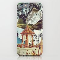 iPhone & iPod Case featuring earth by Caroline A