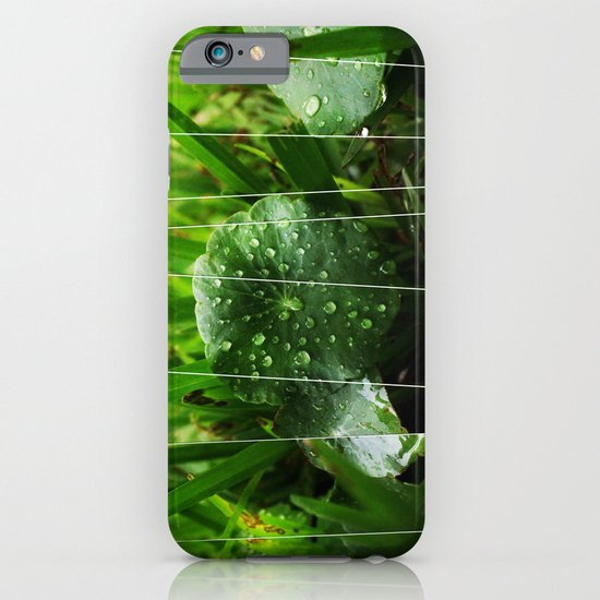 Greenery iPhone & iPod Case