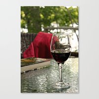 Recipe for Relaxation Canvas Print