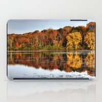 Rock Cut State Park iPad Case