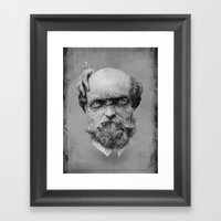 The Charmer Framed Art Print
