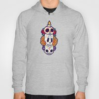 Caliveras Day of the Dead Hoody