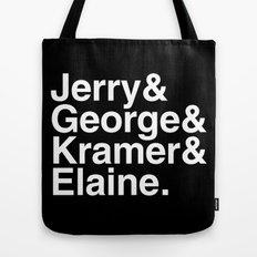 Seinfeld Jetset Tote Bag