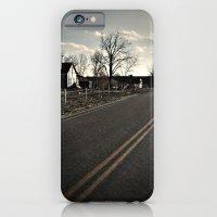iPhone & iPod Case featuring Highway by Flashbax Twenty Three