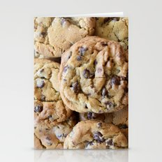 Chocolate Chip Cookies Stationery Cards