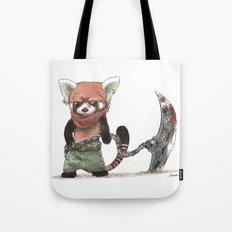 Panda Roux Barbare Tote Bag