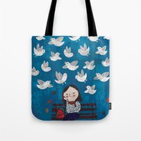 Catch sight of wonders! Tote Bag