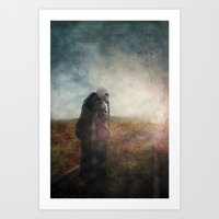 We will never forget... Art Print
