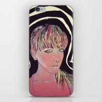 Interstellar Comunications iPhone & iPod Skin