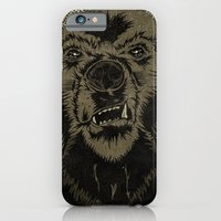 iPhone & iPod Case featuring Bear Fruit by Jeremy Stout