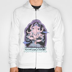 Long Lines Block the Path to Enlightenment Hoody