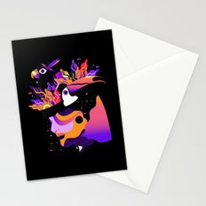 Tropical Night ✨ Stationery Cards