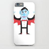 iPhone & iPod Case featuring Dracula by Joe Pugilist Design