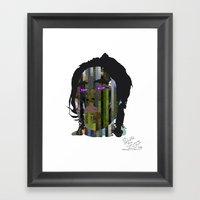Input, Lost In Wonder, L… Framed Art Print